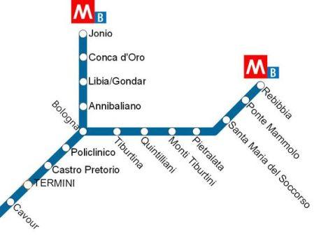 metrolijnB