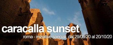 caracalla_sunset