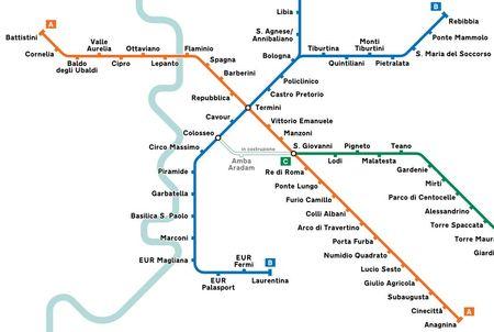 metrokaart_rome